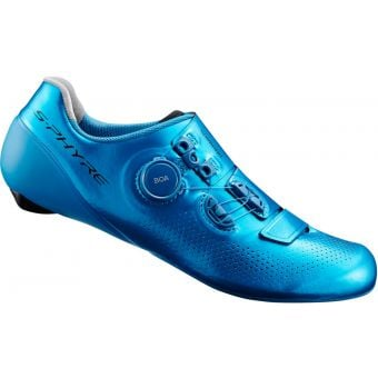 Shimano RC9T S-Phyre Track Racing Shoes Blue