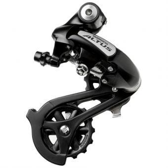 Shimano Altus RD-M310 7/8sp Rear Derialleur Black
