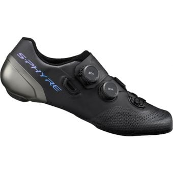 Shimano S-Phyre RC902 Road Shoes Black Wide Fit