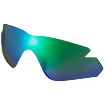 Shimano S-Phyre X Spare/Replacement Optimal Polarised Green Multi Layer Lens