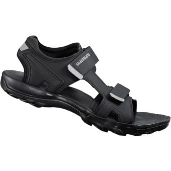 Shimano SD501 SPD Cycling Sandals Black