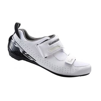 Shimano TR5 Triathlon Shoes White Size 36