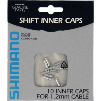 Shimano Workshop Shift Cable Ends 1.2mm (10 Pack)