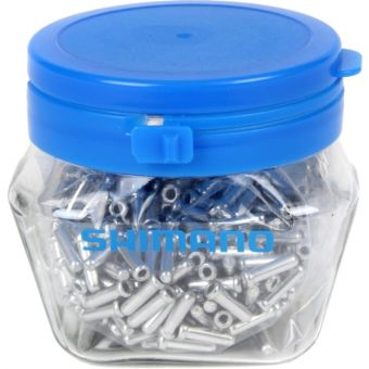 Shimano Workshop Shift Cable Ends 1.2mm (500 Pack)
