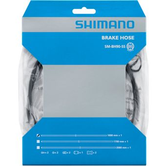 Shimano SM-BH90-SS Disc Brake Hose 1000mm Straight Connect