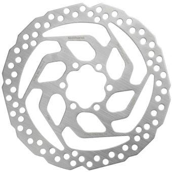 Shimano Altus SM-RT26 180mm 6-Bolt Resin Pad Disc Brake Rotor