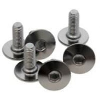 Shimano SM-SH10 M5x13.5mm Cleat Fixing Bolts (Pack of 6)