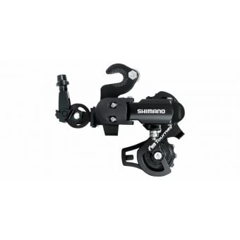 Shimano Tourney RD-FT35 6/7 Speed Short Cage BMX Rear Derailleur Black