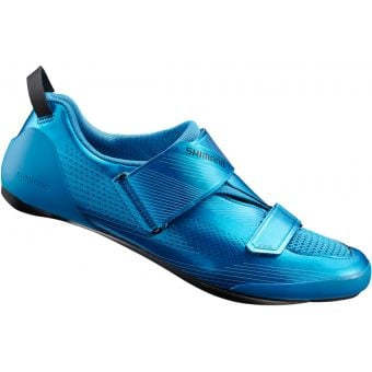 Shimano TR9 Tri Racing Shoes Blue Size 38
