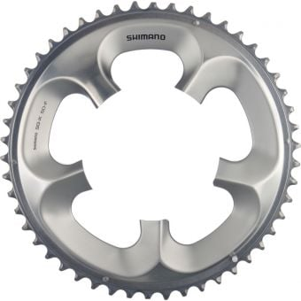 Shimano Ultegra FC-6750 50T 10sp Outer Chainring Silver