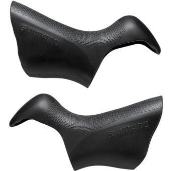 Shimano Ultegra ST-6770 Di2 Lever Hoods Bracket Cover Set Black