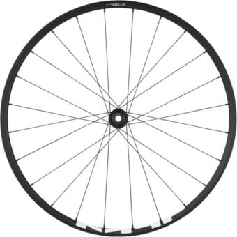"Shimano WH-MT500 27.5"" 15x100mm E-ThruAxle CentreLock Front MTB Wheel Black"