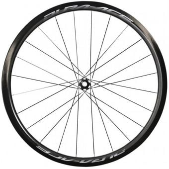Shimano Dura-Ace WH-R9170-C40-TL Carbon 40mm Clincher 12mm E-Thru CentreLock Front Wheel