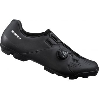 Shimano XC300 SPD Gravel/MTB Shoes Black