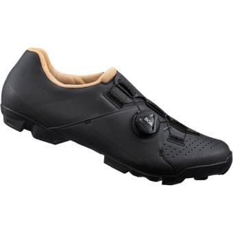 Shimano XC300 SPD Womens Gravel/MTB Shoes Black