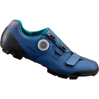 Shimano XC501 Women's SPD Gravel/MTB Shoes Navy