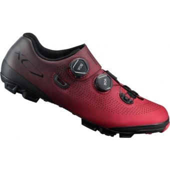 Shimano XC701 SPD MTB Shoes Red