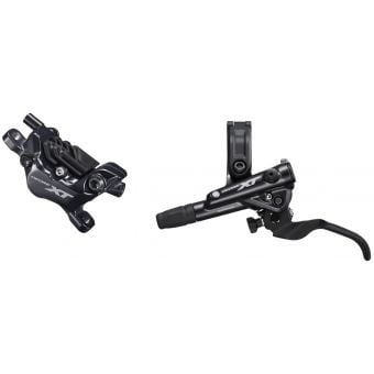 Shimano XT BR-M8120 Rear Disc Brake and BL-M8120 Left Lever
