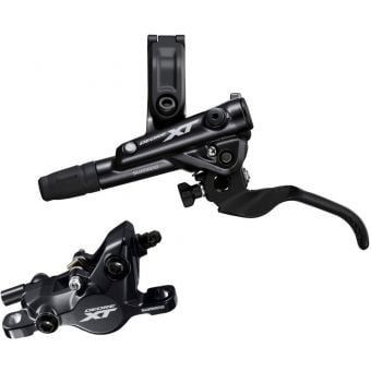 Shimano XT BR-M8100 Left Lever and Rear Disc Brake