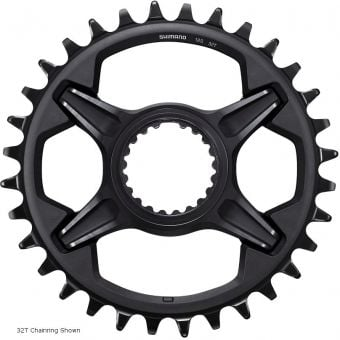 Shimano XT SM-CRM85 28T 12sp Chainring (for FC-M8100/ M8120/ M8130)
