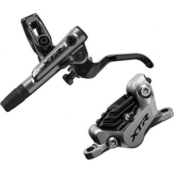 Shimano XTR Trail BL-M9120 Left Lever and BR-M9120 Rear Disc Brake