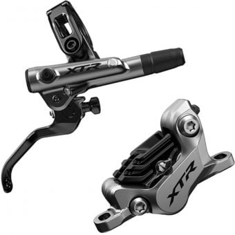 Shimano XTR Trail BL-M9120 Right Lever and BR-M9120 Front Disc Brake