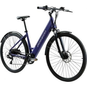 Shogun EB3 Step Through Electric Bicycle Navy
