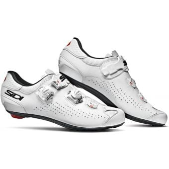 Sidi Genius 10 Road Shoes White Size 40
