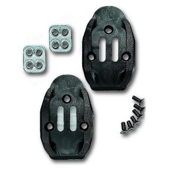Sidi SPD Millennium Sole Adaptor Plates Black