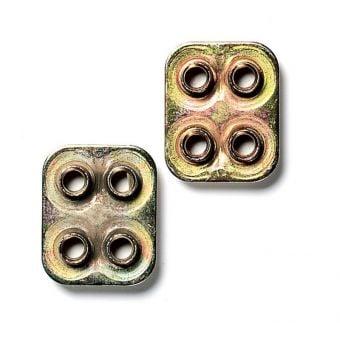 Sidi SPD MTB Metal Reinforcement Plates (Pair)