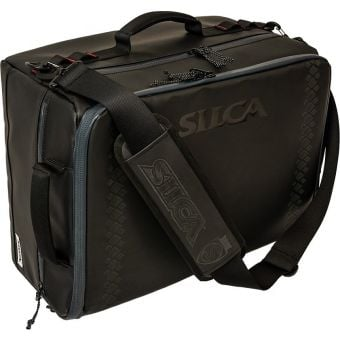 Silca Maratona Minimo Gear Bag Black