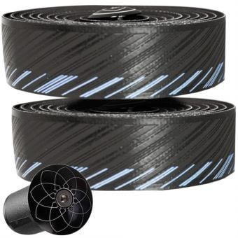 Silca Nastro Cuscino Bar Tape Black/Blue