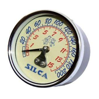 Silca Replacement 210psi Pista Floor Pump Gauge