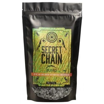 Silca Secret Chain Blend Hot Melt Wax Chain Lube 500g