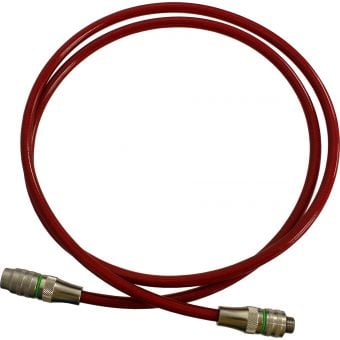 Silca Super Pista Ulimate Floor Pump Replacement Hose Assembly Red