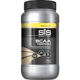 SIS BCAA Perform Amino Acid Food Supplement 255g Pineapple