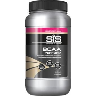 SIS BCAA Perform Amino Acid Food Supplement 255g Summer Fruits