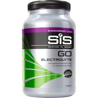 SIS GO Electrolyte Powder Blackcurrant 1.6kg