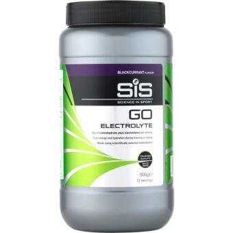 SIS GO Electrolyte Powder Blackcurrant 500g