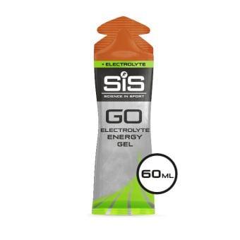 SIS GO Energy + Electrolytes Gel Salted Caramel