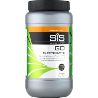 SIS GO Electrolyte Powder Tropical 500g