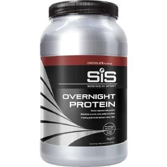 SIS Overnight Protein Shake Powder Chocolate 1kg