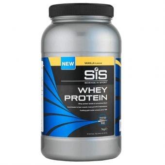 SIS Whey Protein Shake Powder Vanilla 1kg