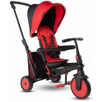 Smartrike STR3-Plus Folding Tricycle Red/Black