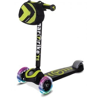 Smartrike T5 Kids 2-Stage Scooter Green
