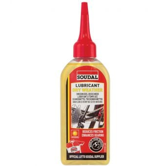 Soudal Bicycle Chain All Weather Lubricant 400mL