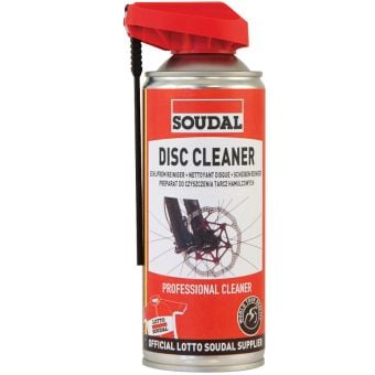 Soudal Bicycle Disc Cleaner 400mL