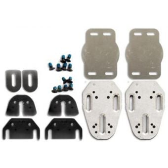 Speedplay V2 Cleat Extender Base Plate Kit