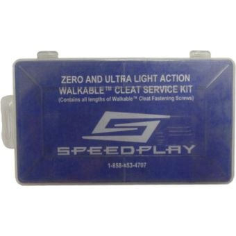 Speedplay Walkable Cleat Service Kit Zero/ULA