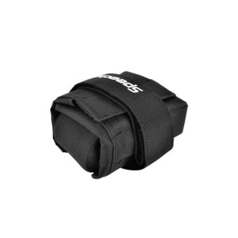 Speedsleev Ballistic Nylon Seatsleev Saddle Bag Black Large